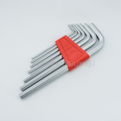 5072L 7PC HEX ALLEN LONG WRENCH